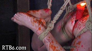 Beautiful bottom videos Brutal beating of babes bottom