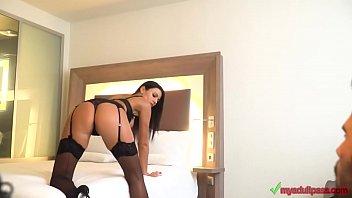 Big Tits MILF Fucks in Stockingsra 720p