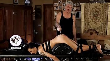 Cruel experiment on slave girl