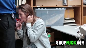 Mischievous Schoolgirl Steals And Fucks For Fun - SHOPFUCK