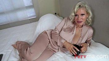 Blonde Lonely Russian Mom Fucks Son- Casca Akashova