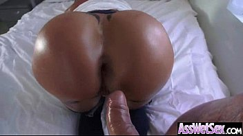 (jewels jade) Big Round Wet Ass Girl Love Anal Intercorse video-12