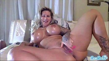 CamSoda - Ryan Conner Big Tits MILF Masturbation Orgasm Anal Play