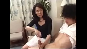 Asian Japanese Milf Home Sex Affair Young Guy