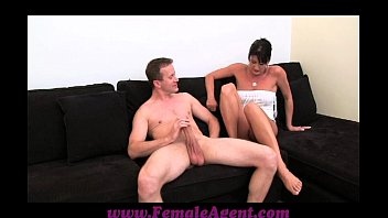 Free video auditions fuck clips Femaleagent spectacular cock control