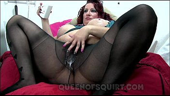 candees naughty nylon squirt show preview