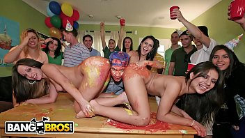 Surgery for invasive penis cancer Bangbros - dorm invasion surprise party with diamond kitty, jynx maze, and jada stevens