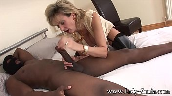 British MILF gets fucked by BBC while Cuck watches - 69VClub.Com