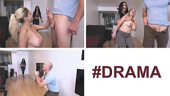 BANGBROS - Valerie Kay Catches Sean Lawless Cheating With Some Busty Slut