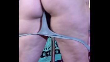 Horny Mom teases with her pawg ass