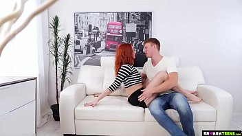 Giant Cock Proves Too Big For Her Tight Ass