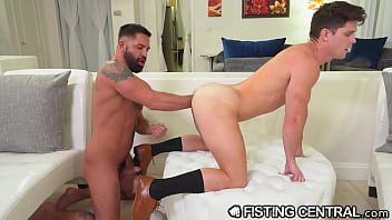 """FistingInferno - Devin Franco's Perfect Butt Double Fisted <span class=""""duration"""">12 min</span>"""