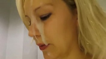Cum ee facial pic shot Facial cum shot in the store changing rooms - nudehornycams.com