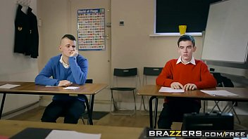 Brazzers - Big Tits at School - Teacher Tease scene starring Blanche Bradburry, Jordi El Niño thumbnail