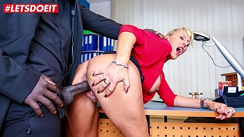 Vega vixen cock - Letsdoeit - german boss milf lana vegas takes deep bbc from her feature employee