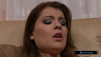 Jasmine Rouge Takes Titus Steel In Every Hole And Swallows His Cum preview image