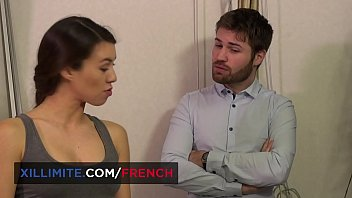 Tiffany Doll French new sexytern, anal sex at work