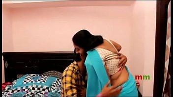 Youtube sex saree Aunty sex boobs press hard