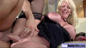Mature Hot Lady (alura jenson) With Big Round Boobs Enjoy Sex clip-04