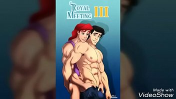 Free gay disney porn Royal meeting 3