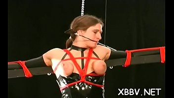 Women specific porn - Tit bondage is a specific treat
