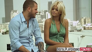 Blonde teen (Riley Steele) hate dating but loves fucking - Digital Playground