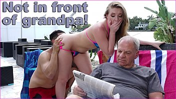 Icarly in a bikini - Bangbros - bruno fucks harley jade in front of her grandpa like a savage