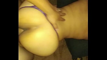 My wife's fat ass doggy style