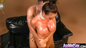 Hard Anal Sex On Camera Whit Big Butt All Wet Superb Girl (nikki benz) mov-24