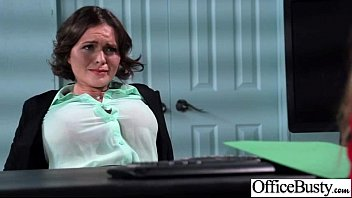 Big Tits Girl (krissy lynn) Get Seduced And Banged In Office movie-21