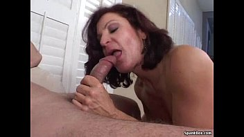Mature smoking women Smoking granny shows her sucking skills