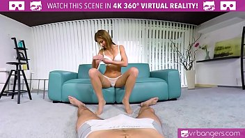 VRBangers.com For This Sexy Babe Size Does Matter.