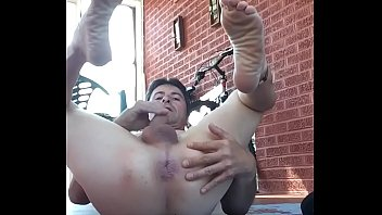 Naked neighbor watched - Kinky naked outside with my sister and neighbors watching