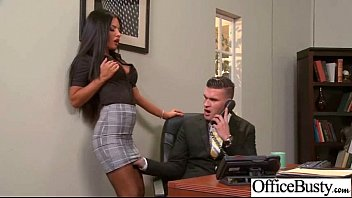 (elicia solis) Slut Big Tits Office Girl Like Sex Action video-15
