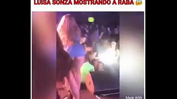 Luisa Sonza de calcinha