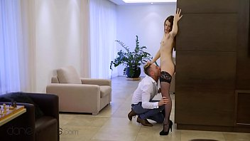 Streaming Video Dane Jones Petite redhead Charlie Red fucks in stockings and heels - XLXX.video
