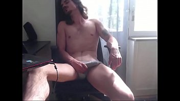 guy arksten gives you a taste striptease, mausturbation, moaning camshow