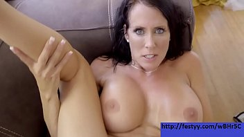 hot milf reagan foxx fucks her stepson lucas forst Thumb