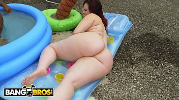 BANGBROS - Big Ass Redhead PAWG Virgo Peridot Loves Monster Cocks