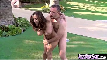 Anal Hard Sex With Big Oiled Wet Round Ass Girl (ava addams) video-09