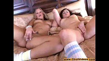 Two bitches get tits blowjob amateur