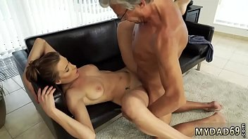 Old british guy Sex with her boyfriend&acute_s father after swimming pool