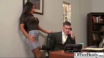 Hard Sex Action With Slut Big Tits Office Girl (elicia solis) video-17