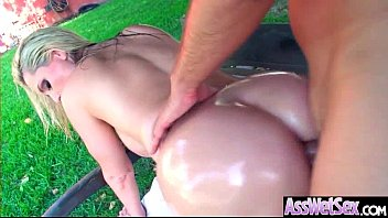 Big Wet Ass Girl (Alena Croft) Get Oiled And Hard Style Analy Banged clip-06 sucking boobs desi porno