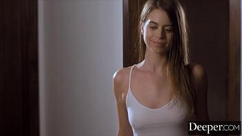 Deeper. Good-Girl Jill Fulfills Her Dreams Of Being A Baddie