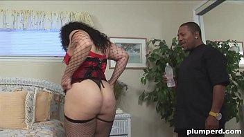 Gorgeous Latina BBW Slut Nina Perez Fucks Like A Beast!!