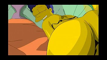 Marg nude Simpsons marge fuck