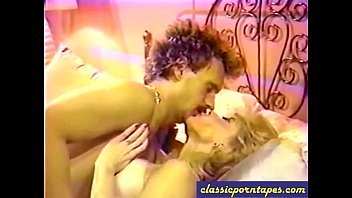 Blonde Slut in Retro 80s video