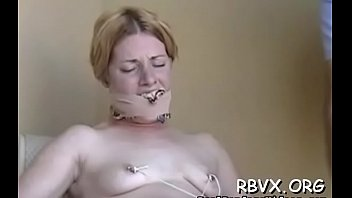 Quick free porn vids - Girls get bounded together and titillated by a sex-toy