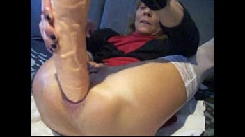extreme anal plug and orgasm - PainalSex.com